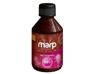 Marp Holistic - Ostropestřcový olej 250ml  100% přírodní olej pro podporu zdravých jater u psa