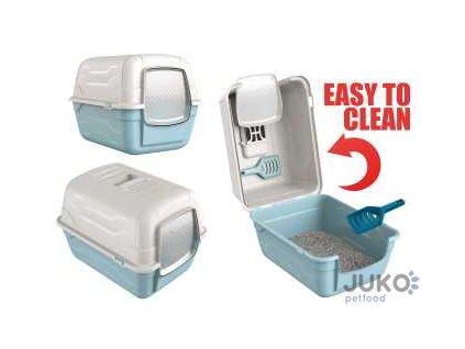 WC RotoToilet 52x40x40 s filtrem a lopatkou  WC RotoToilet 52x40x40 s filtrem a lopatkou