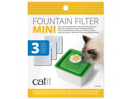 Náplň filtrační CATIT Mini Flower 3ks