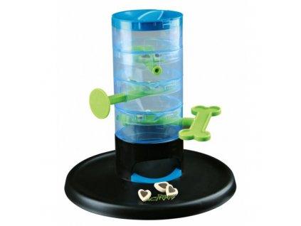 Dog Activity TRICKY TOWER 27x28 cm  Interaktivní hračka pro psy