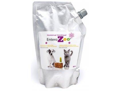 Entero ZOO detoxikační gel 450g  sleva 2% při registraci