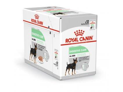 ROYAL CANIN Digestive Care Dog Loaf kapsička s paštikou pro psy s citlivým trávením 12ks/bal.  Kapsičky pro psy s citlivým trávením