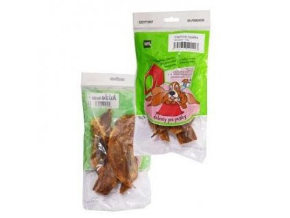 Pochoutka sušená MAPES vepřové lopatky 100g  100% kvalitní český sušený pamlsek, který zachovává v sobě vitamíny a vše potřebné. Zároveň přispívá ke zdravějšímu chrupu
