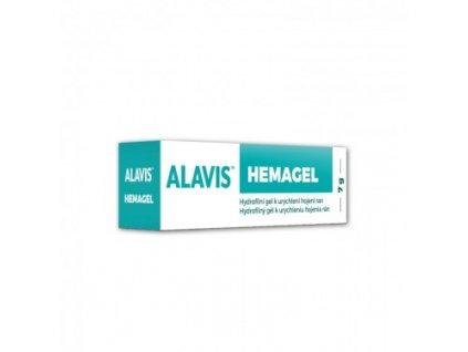 ALAVIS™ Hemagel 7g hojivý gel pro psy a kočky  sleva při registraci pro zákazníky