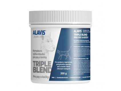 ALAVIS™ Triple Blend pro psy a kočky 200 g  slevy pro registrované zákazníky