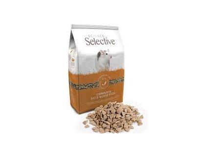 Supreme Selective Rat potkan krmení 1,5kg  slevy pro registrované zákazníky
