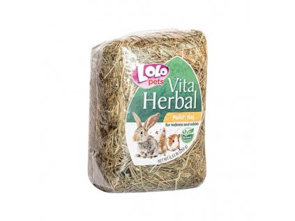 lolopets seno pro hlodavce 250 g