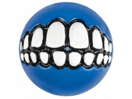 Hračka ROGZ Míček GRINZ modrý L 7,8 cm  sleva 2% při registraci