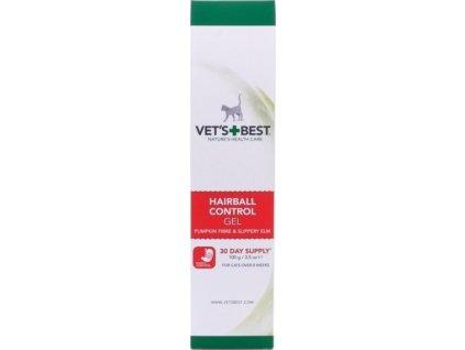 Vet's Best Anti-hairball gel pro kočky 100ml  sleva 2% při registraci