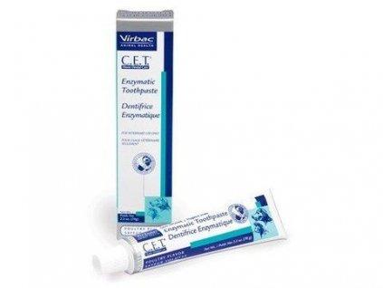 C.E.T.pes Zubní pasta enzymatická drůbeží 70g  sleva 2% při registraci