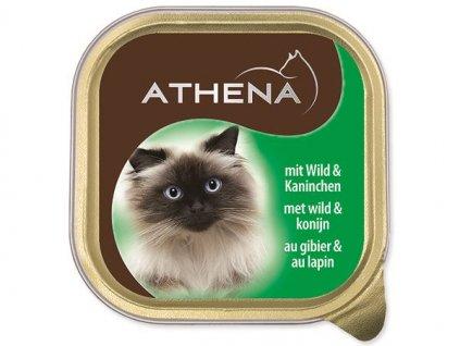 Paštika ATHENA se zvěřinou (100g)  sleva 2% při registraci