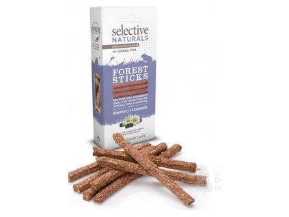 Supreme Selective snack Naturals Forest Sticks 60