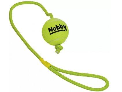 Nobby tenisák s lanem pro psa 65cm