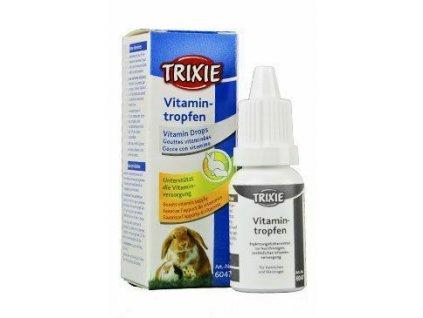 Vitaminové kapky pro hlodavce 15ml Trixie
