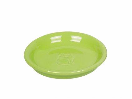 Nobby keramická miska pro kočku 14cm zelená