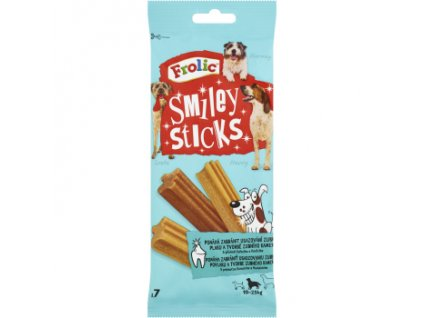 Frolic pochoutka Smiley Sticks 175g