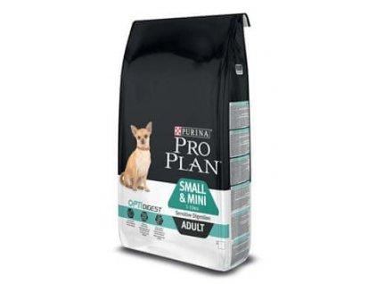 ProPlan Dog Adult Small&Mini OptiDigest lamb 3kg