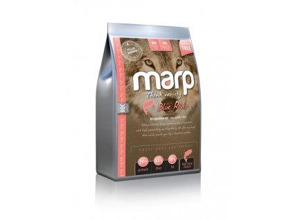 Marp Variety Blue River - lososové 12kg  + Dárek 300g hovězí masové paté ZDARMA