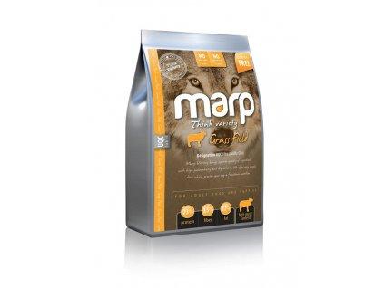 Marp Variety Grass Field - jehněčí 12kg  + Dárek 300g hovězí masové paté ZDARMA