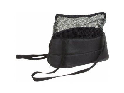 Taška pro hlodavce 29 cm černá