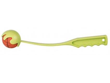 Katapult MINI s mechovým míčem 6cm/30cm TRIXIE