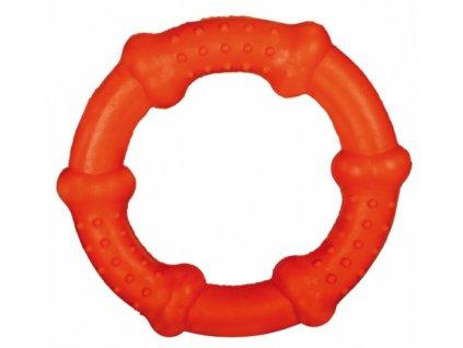 Kruh plovoucí, přírodní tvrdá guma 13 cm