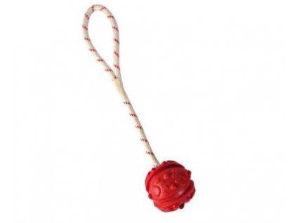 Plovoucí vrhací míč na šňůře malý 4,5cm/35cm