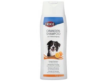 Pomerančový šampon 250 ml