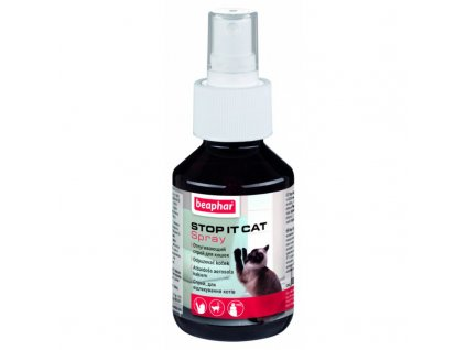 Beaphar odpuzovač Stop It Cat interiér spray 100ml