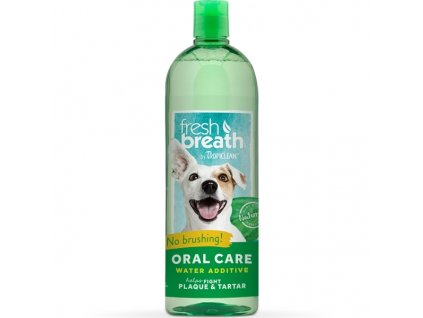 TROPICLEAN ORAL CARE WATER ADDITIVE – ROZTOK DO VODY 1000ML