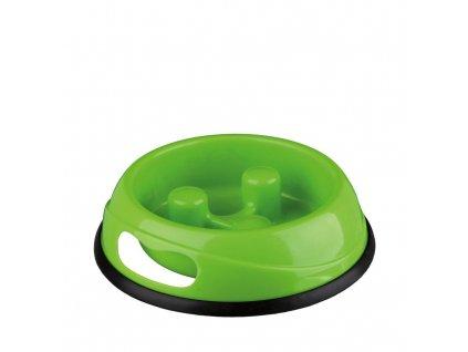 Plastová miska proti hltání jídla 0,45 l/20 cm