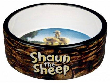 Ovečka Shaun keramická miska 0,3 l/12 cm