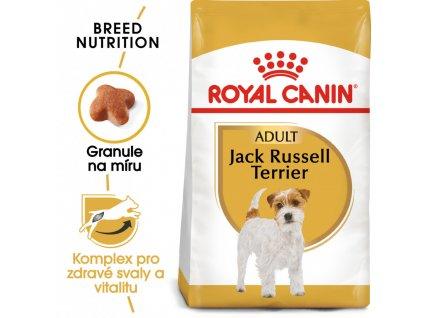 ROYAL CANIN Jack Russell Adult  Jack Russell Adult granule pro dospělého jack russell teriéra