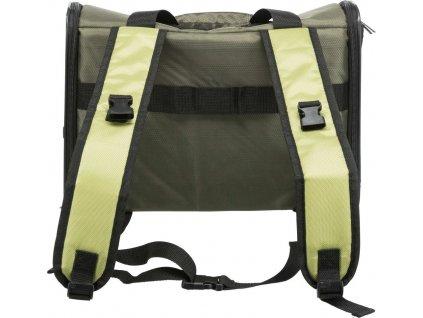 Tbag nylonový batoh NELLY na psa 34x32x29cm max. do 5 kg