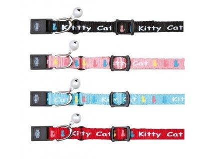 Obojek nylon pro koťata Kitty Cat