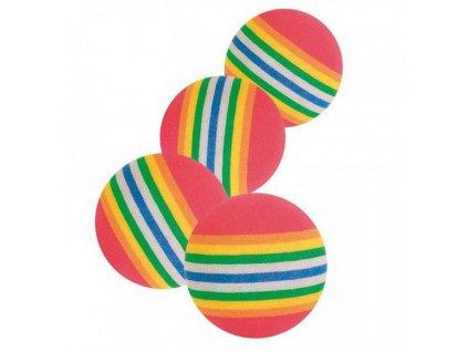 Rainbow, duhové míčky 3,5cm 4ks