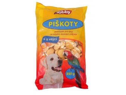 TOBBY Piškoty pro psy 250g