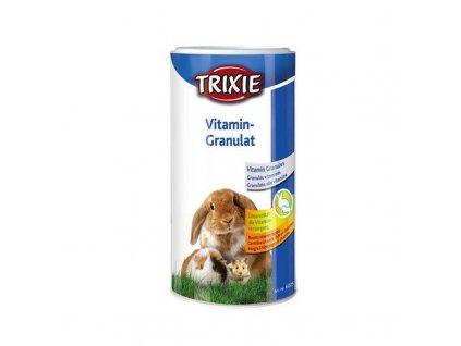 Vitamínové granule pro malá zvířata 125 g