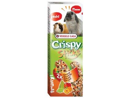 VERSELE-LAGA Crispy Sticks pro králíky/morčata Ovoce 110g