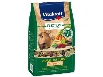 VITAKRAFT EMOTION VEGGIE MORČE 600 G