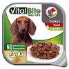 VitalBite vanička masové ragou s telecím, krůtím a zeleninou 150g + výhodné balení