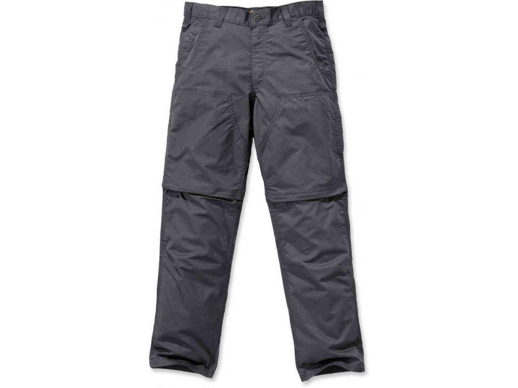 Kalhoty Carhartt Force Extremes Rugged Flex Zipp Off