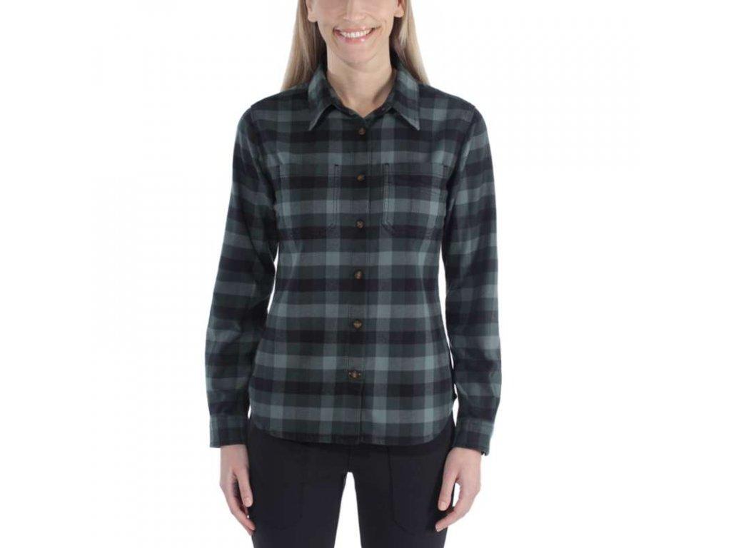 Dámská košile Carhartt Hamilton Flannel Shirt