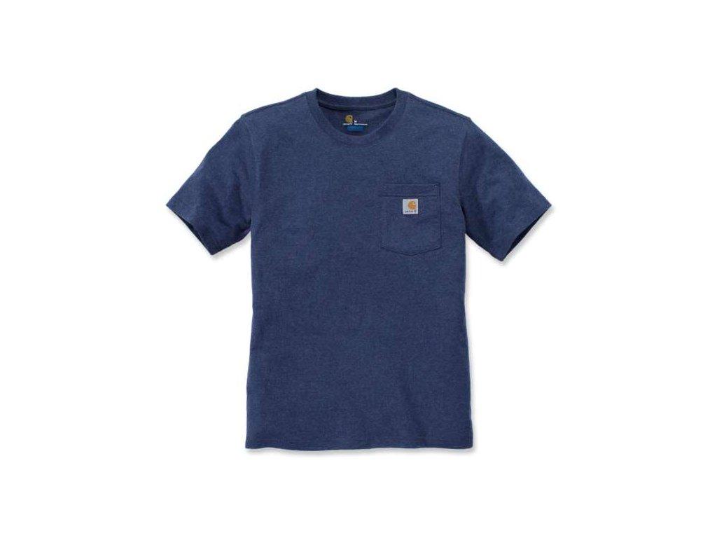 Triko Carhartt Workwear Pocket Short S-Sleve T-shirt