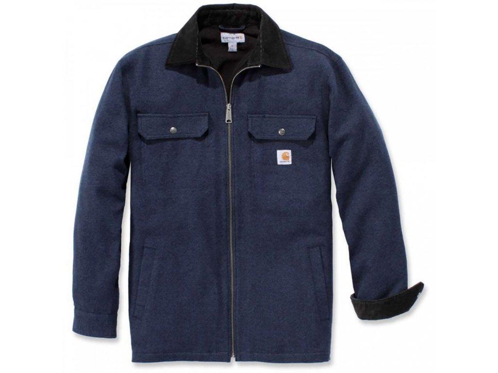 Košile Carhart Pawnee Zip Shirt Jac