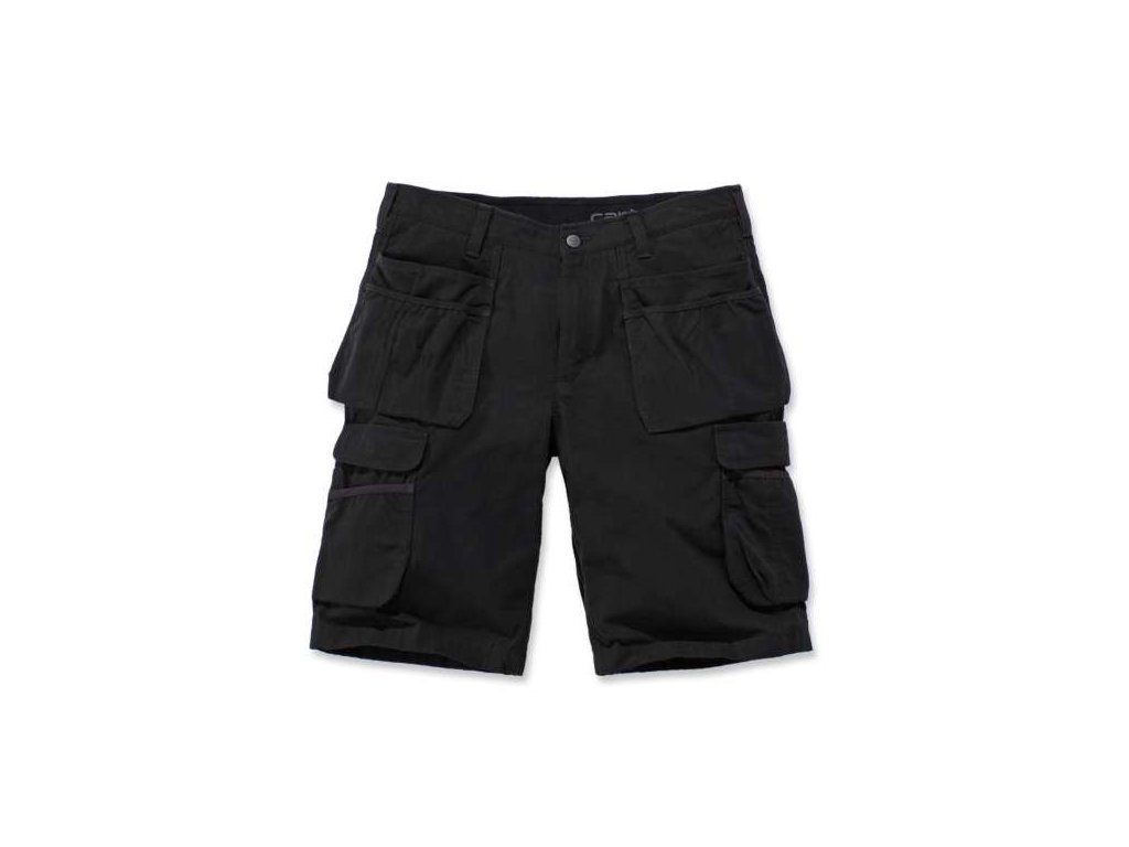 Kraťasy Carhartt Steel Multipocket Shorts