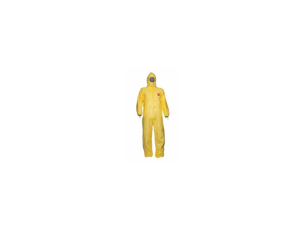 Jednorázový oblek TYCHEM C, žlutý