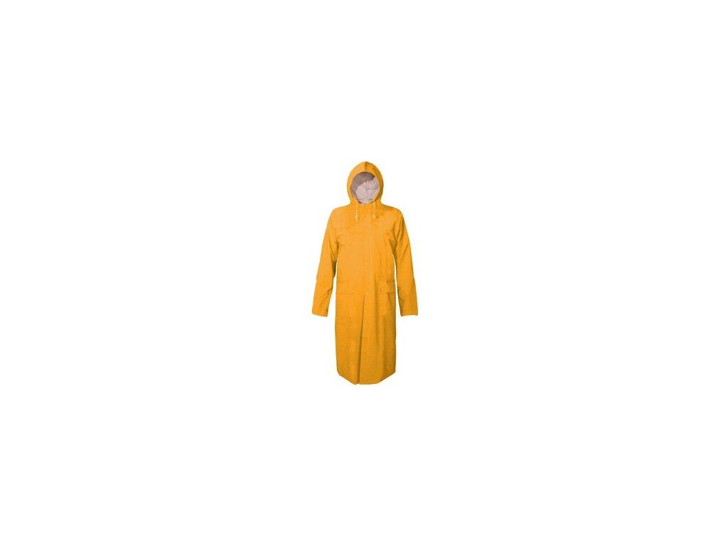 Voděodolný plášť DEREK, žlutý