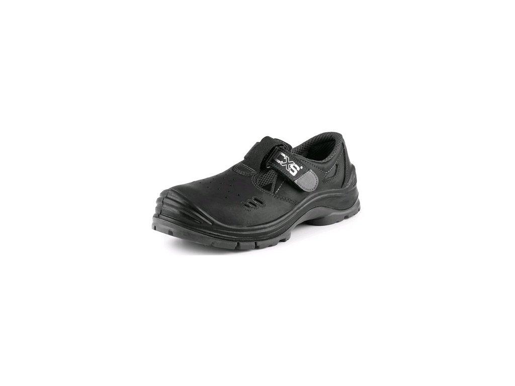 Obuv CXS SAFETY STEEL IRON S1, sandál