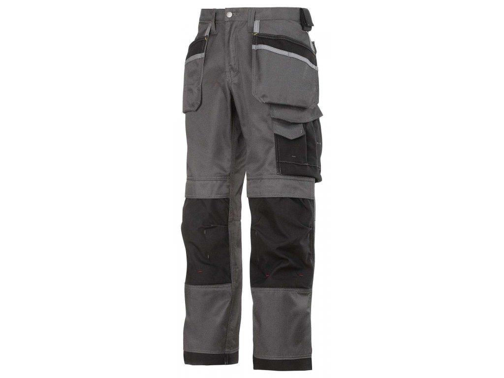 Kalhoty DuraTwill sPK šedé